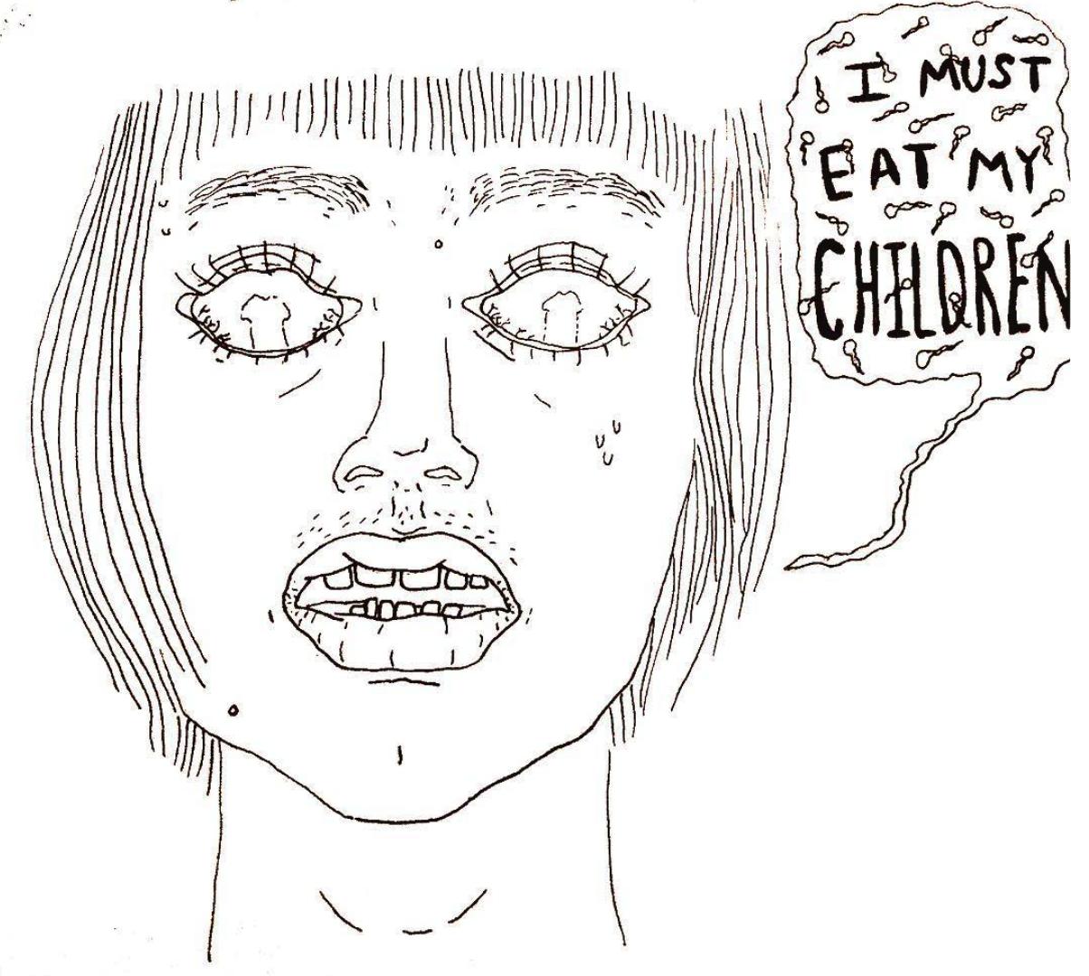 i must eat my children